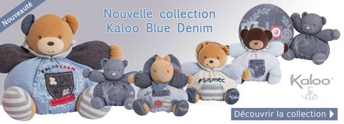 Kaloo blue denim