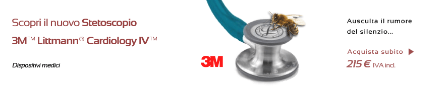 Stetoscope 3M Littmann Cardiology IV